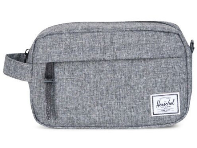 Herschel Chapter Carry On Kit da viaggio, raven crosshatch